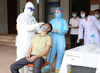 Hà Nội: Kết quả xét nghiệm 73 người đi cùng ca mắc Covid-19 trên chuyến bay từ Phú Quốc ra Nội Bài