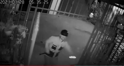Clip: Người đàn ông đạp tung cửa nhà dân, ngang nhiên xông vào trộm chó lúc rạng sáng gây bức xúc