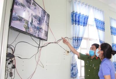 An Giang: Hiệu quả Mô hình từ 'Camera an ninh' tại thị xã Tân Châu