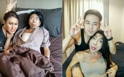 'Thảm họa' chuyển giới Thái Lan gây sốc với hình ảnh mắt trợn ngược, hấp hối ở bệnh viện