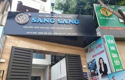 Sang Sang Beauty Acadamy: Ngang nhiên đào tạo dạy nghề 'chui' dù đã bị đình chỉ?