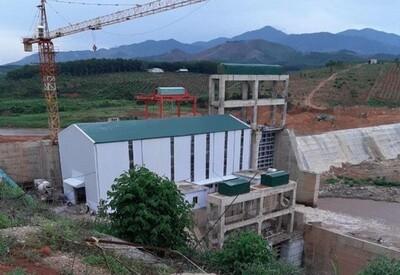 Kon Tum: Sập công trình thủy điện 6 người thương vong