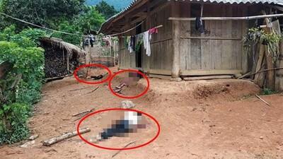 Thảm án khiến 3 người tử vong do mâu thuẫn cá nhân
