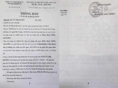 Hóc Môn, TP.HCM:Lời kêu cứu của nạn nhân lỡ vay tiền với lãi suất 60%/tháng