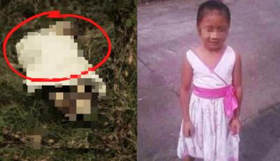 Đang chơi ở nhà thì đi mất, bé gái 7 tuổi được tìm thấy chết trong trạng thái không mặc quần áo, nằm lạnh lẽo ở khe núi sâu