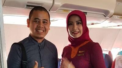 Con trai nữ tiếp viên hàng không thiệt mạng trong vụ máy bay rơi ở Indonesia: 'Con không ngờ đó là mẹ'