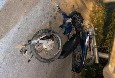 Xe máy va chạm kinh hoàng với ô tô bán tải, 2 người tử vong