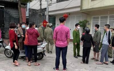 Vụ sát hại vợ con vào ngày 8/3 tại Hà Nội: Chiều hôm trước chồng còn chở vợ đi mua hoa