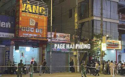 Nóng: Xác định nghi can gây ra vụ nổ mìn tự chế tại tiệm vàng ở Hải Phòng