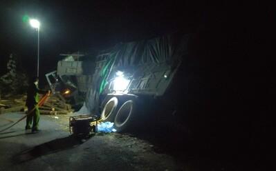 Vụ 7 người chết thương tâm trong tai nạn ở Thanh Hóa: Có cả người ngồi ở cabin xe và thùng xe