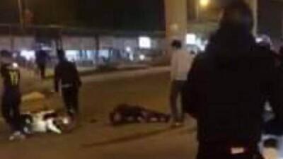 Hà Nội: Nam thanh niên 'thông chốt' đâm trọng thương Thượng uý công an