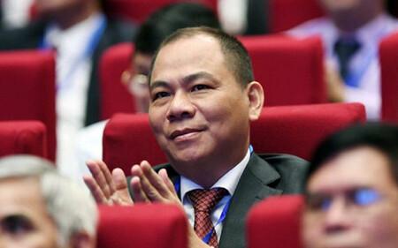 Để trở thành người giàu số 1 Việt Nam, tỷ phú Phạm Nhật Vượng nhắn nhủ: 'Đừng làm theo thông lệ'