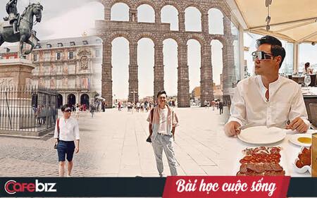 Ca sĩ Quang Vinh nói về sự nghiệp travel blogger: Chuyến đi đắt nhất gần 1 tỷ, đã tới 35 quốc gia