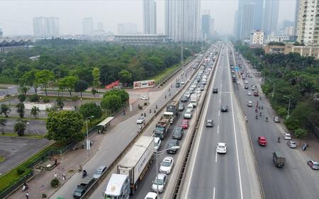 Hà Nội sẽ xây đường vành đai 4, làm động lực phát triển kinh tế thủ đô 5 năm tới