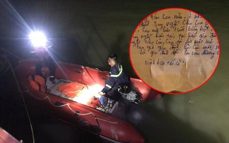 Nam thanh niên nghi nhảy cầu tự tử, để lại thư tuyệt mệnh: 'Đừng tìm con nữa, ở nhà con áp lực lắm'