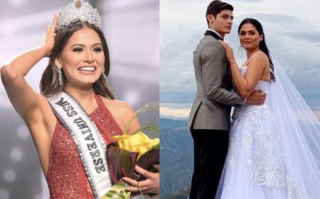 NÓNG: Miss Universe 2020 vừa đăng quang đã bị tố vi phạm luật thi vì kết hôn 2 năm trước?