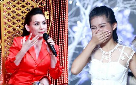 Phi Nhung từng gay gắt giáo huấn con gái nuôi ngay trên sóng truyền hình cách đây 4 năm