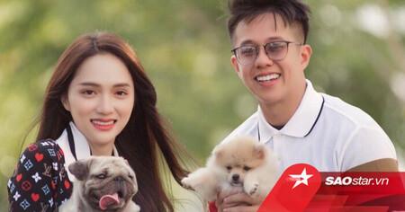 Matt Liu có câu trả lời về tình trạng quan hệ với Hương Giang bằng một bức ảnh lúc giữa đêm