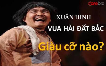 Xuân Hinh nghèo khổ trên sân khấu, đại gia đời thực: Có nhà chục tỷ ở phố Hàng Bông, nhà cổ đắt đỏ ở Bắc Ninh