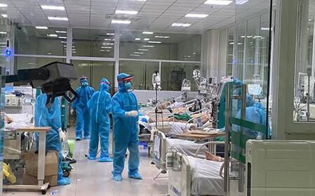 Thêm 2 ca tử vong do mắc COVID-19 tại Bắc Giang