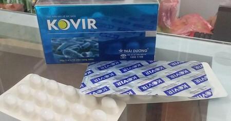 'Hạt sạn' Kovir của Sao Thái Dương khiến Bộ Y tế phải thu hồi công văn?