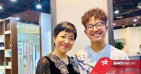 Con trai MC Thảo Vân ủng hộ mẹ đi bước nữa, vợ mới Công Lý bình luận điểm giống nhau của 2 bố con
