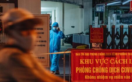 Sau 3 tuần, Hà Nội có 601 ca Covid-19, dịch lan ra 28/30 quận, huyện, thị xã