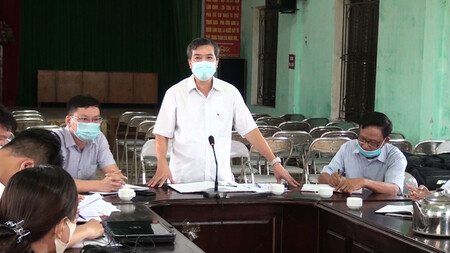 Tiền Hải – Thái Bình: Người dân đồng thuận giải phóng mặt bằng dự án đường 221 A