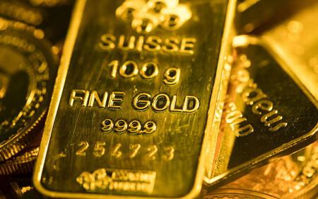 Giá vàng xuống mức thấp nhất trong hơn 4 tuần