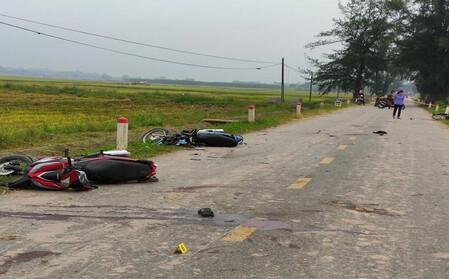 Nguyên nhân vụ tai nạn kinh hoàng khiến 5 thanh thiếu niên tử vong đêm Trung Thu ở Phú Thọ