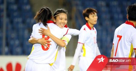 Dội cơn mưa bàn thắng, tuyển nữ Việt Nam vùi dập Maldives 16-0