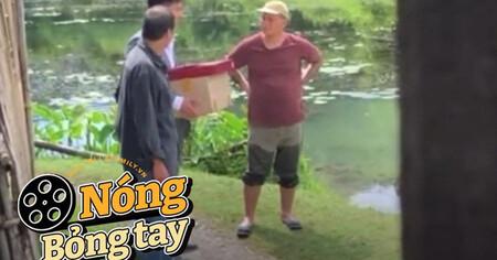 Hương vị tình thân: CLIP Chiến 'chó' trở lại, giúp Long và ông Sinh làm nhân chứng lật lại vụ án quá khứ