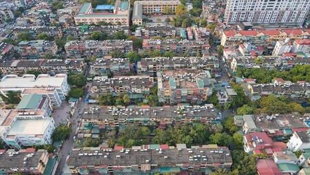 Hà Nội: Những khu chung cư cũ nào được ưu tiên cải tạo trước?