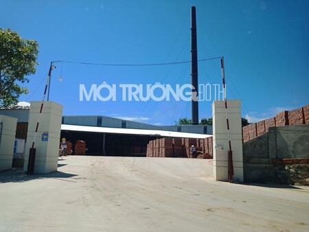 Nghệ An: Hàng loạt sai phạm tại nhà máy sản xuất gạch ngói tuynel Cừa, Tân Kỳ