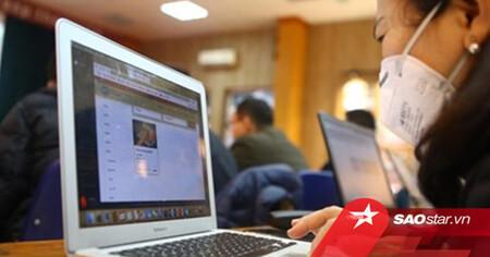 Đang trong tiết dạy online, phụ huynh vừa đi tới màn hình thì buông một câu khiến cô giáo… đứng hình!