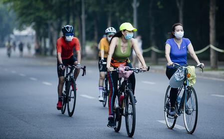 NÓNG: Từ 28/9, Hà Nội cho phép hoạt động thể dục thể thao ngoài trời, mở cửa trung tâm thương mại