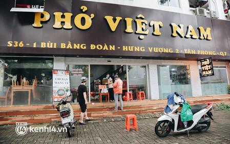 TP.HCM: Đề xuất cho phép hàng quán ăn uống phục vụ khách tại chỗ