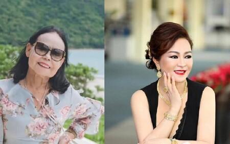 Vợ cũ của chồng vừa mới qua đời, bà Nguyễn Phương Hằng có cách xưng hô gây chú ý qua lời chia buồn