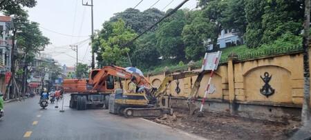 Quảng Ninh: Nghi án đổ trộm chất thải, thi công ẩu tại dự án tiền tỉ