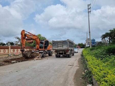 Thái Bình: Chất lượng công trình dự án tiền tỷ có 'vấn đề'?