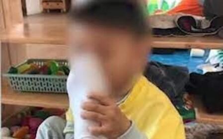 Thầy giáo ép trẻ mầm non ngửi chân để 'rèn luyện từ bé' gây phẫn nộ