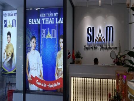 VTM SIAM ThaiLand: Quảng cáo, sử dụng dịch vụ làm đẹp trái phép