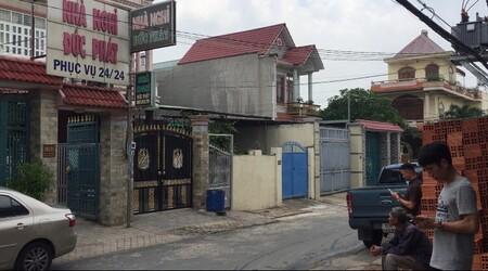 Đồng Nai: Cô gái mang thai nghi bị sát hại ở nhà vệ sinh trong nhà nghỉ