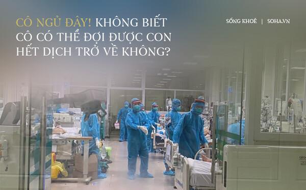 Chuyện xót xa về người mẹ bị ung thư phút cuối không được gặp con là bác sĩ tại 'tâm dịch' ở Hà Nội