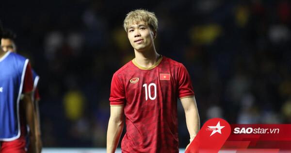 HLV Park Hang Seo gạch tên Công Phượng khỏi danh sách tuyển Việt Nam