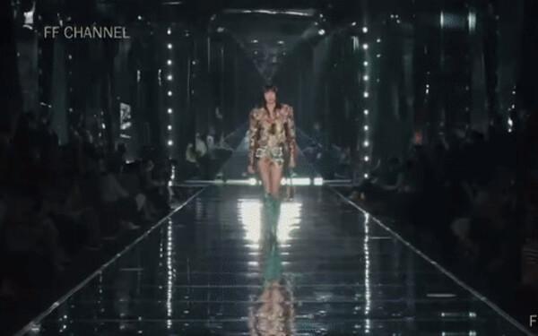 Hot: Phương Oanh Next Top khiến giới thời trang nước nhà tự hào khi trình diễn cho nhà mốt đình đám Dolce & Gabbana!