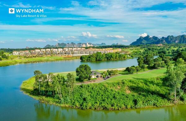 Triển vọng đầu tư hấp dẫn tại Wyndham Sky Lake Resort & Villas
