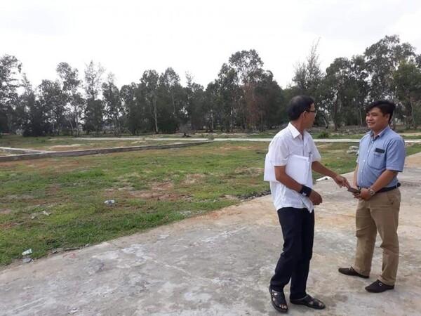 Quảng Nam: Khởi tố 2 đối tượng trong dự án 'ma' Coco Green Home