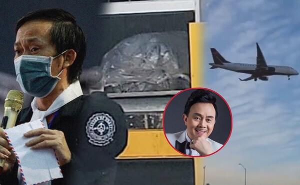Video: Linh cữu nghệ sĩ Chí Tài đã hạ cánh đến Mỹ, Hoài Linh chân thành cảm ơn!